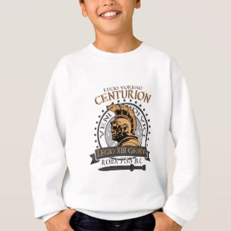 Lucius Voreno, a famous Roman Centurion Sweatshirt