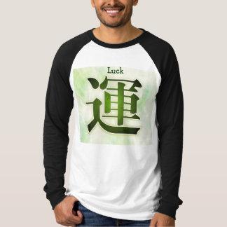 Luck mens shirt