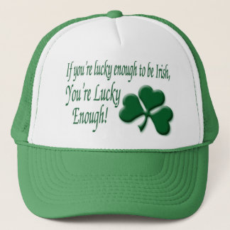Luck o' the Irish Trucker Hat