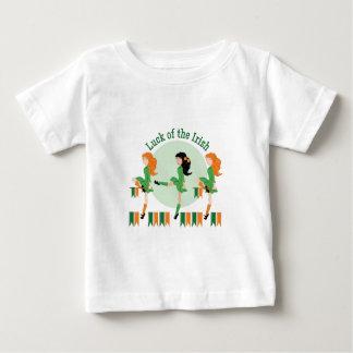 Luck Of Irish Baby T-Shirt