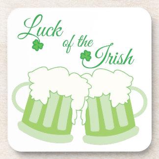 Luck Of Irish Beverage Coaster