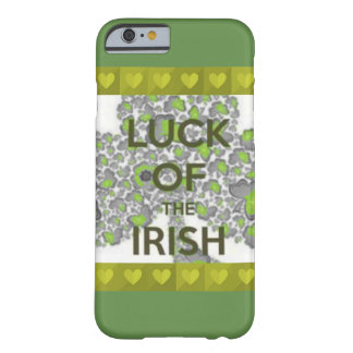 luck of the irish barely there iPhone 6 case