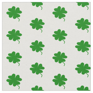 Luck of the Irish Fabric