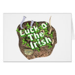 Luck of the Irish Greeting Cards