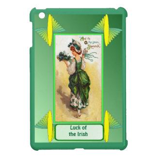 Luck of the Irish - Shamrock seller iPad Mini Case