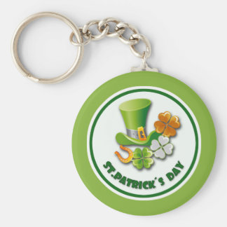 Luck of the Irish. St.Patrick's Day Gift Keychains