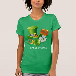 Luck of the Irish. St. Patrick's Day Gift T-Shirts