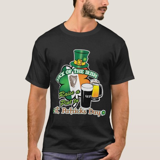 Luck-of-the-Irish T-Shirt