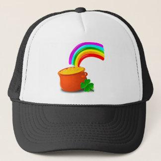 luck trucker hat