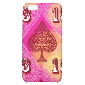 Lucky 13 iPhone 4 Speck Case iPhone 5C Case