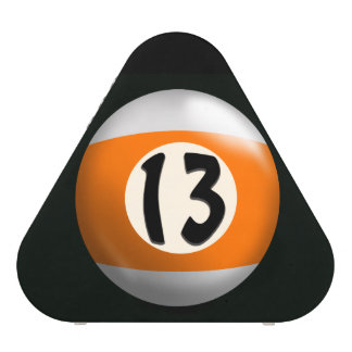 Lucky 13 Pool Ball