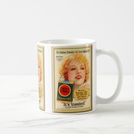 Lucky 30s Ad Cups