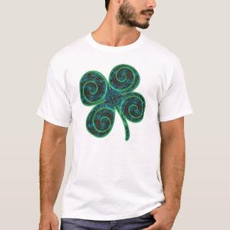 Lucky 4 Leaf Clover T-Shirt