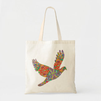 LUCKY Angel Bird Budget Tote Bag
