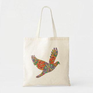 LUCKY Angel Bird Tote Bag
