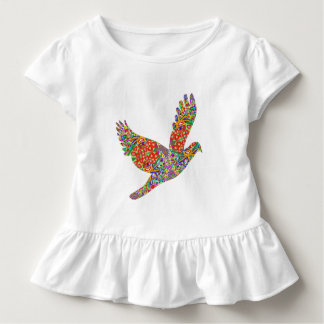 LUCKY Angel Bird. VNECK CHOICE SHIRT