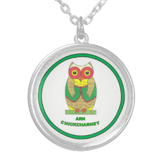 Lucky Arn Chickcharnie necklace