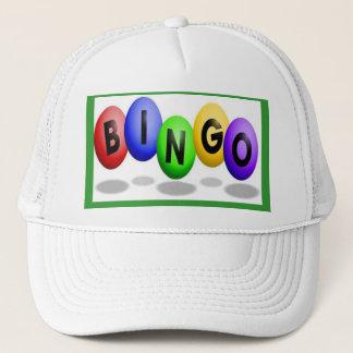 Lucky bingo hat