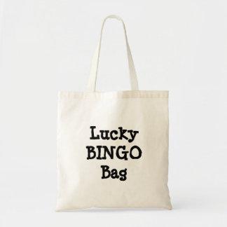 Lucky BINGO Tote Bag
