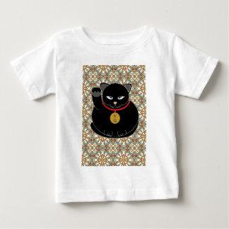 Lucky Black Cat Baby T-Shirt