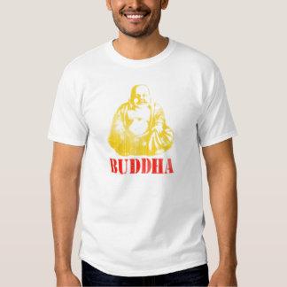 Lucky Buddah Stencil Shirts
