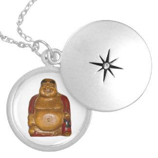 Lucky Buddha Pendants