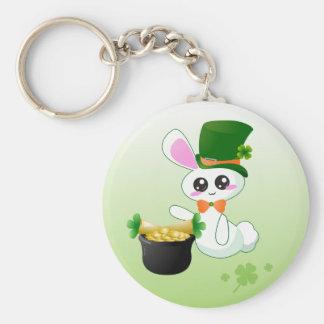 Lucky Bunny Key Chain