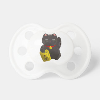 Lucky Cat Black Dummy