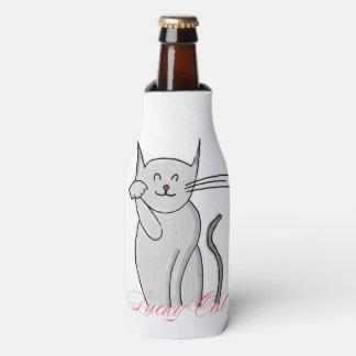 Lucky Cat Bottle Cooler