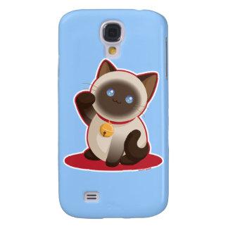 Lucky Cat Galaxy S4 Case