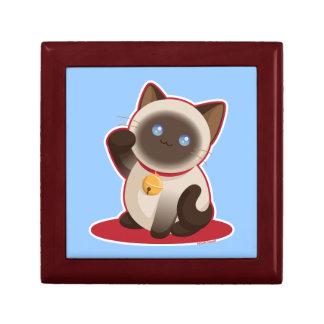 Lucky Cat Gift Box
