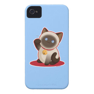 Lucky Cat iPhone 4 Case-Mate Case