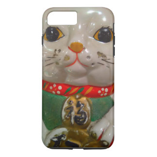 """Lucky Cat"" iPhone 7 Plus Case"