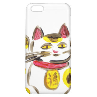 Lucky Cat iPhone 5C Covers