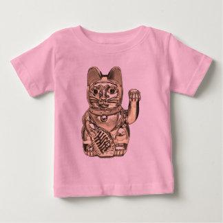 Lucky cat, Maneki-neko Baby T-Shirt