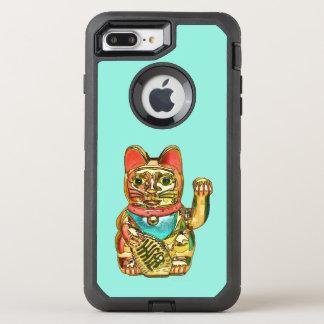 Lucky cat, Maneki-neko OtterBox Defender iPhone 8 Plus/7 Plus Case