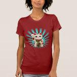Lucky Cat (Maneki-neko) Tshirts