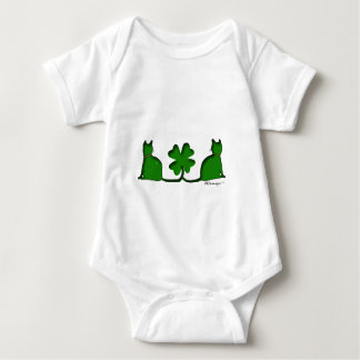 Lucky Cats Baby and Toddler Shirts