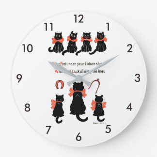 Lucky Cats, Louis Wain Clocks
