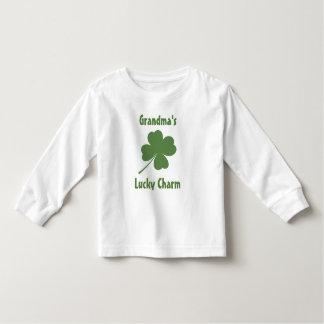 Lucky Charm 4-Leaf Clover Toddler T-Shirt