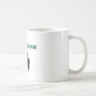 Lucky Charm Basic White Mug