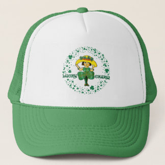 Lucky Charm. Fun St.Patrick's Day Hats
