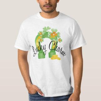 Lucky Charm Horseshoe Tshirt