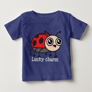 Lucky charm Ladybug kids tee