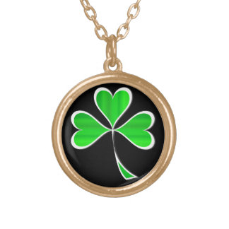 Lucky Charm Personalized Necklace
