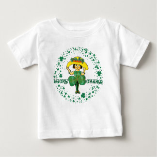 Lucky Charm. St. Patrick's Day Infant T-Shirts