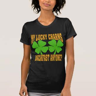 Lucky Charms - Breakfast Anyone? T Shirts
