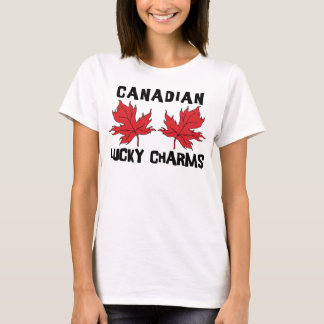 Lucky Charms Canadian T Shirt