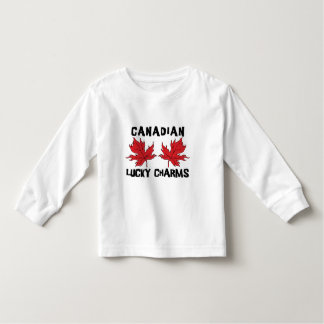 Lucky Charms Canadian Toddler T Shirt