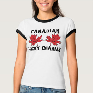 Lucky Charms Canadian Women's T Shirt